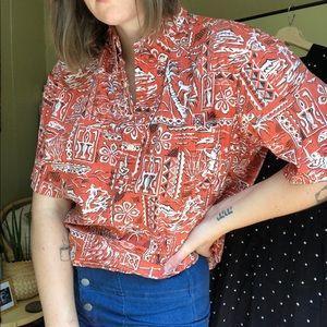 VTG hawaiian 🌅 shirt